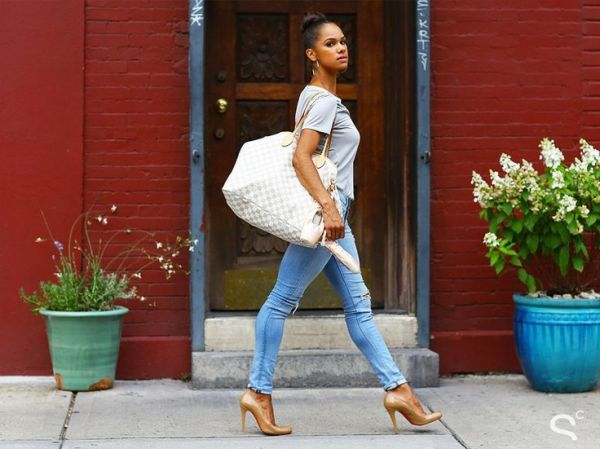 Misty Copeland, Principal Dancer at American Ballet Theatre. Photo:  Stylecaster Pictures / Phil Oh