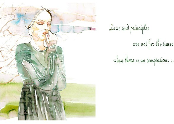 Quotes Jane Eyre Pleasing Bronte's Feminist Flair In Jane Eyre  Empowering Fashionista