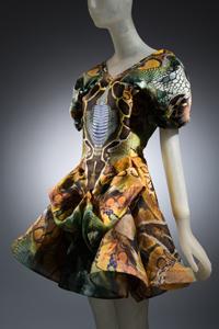 Alexander McQueen Dress http://www.fitnyc.edu